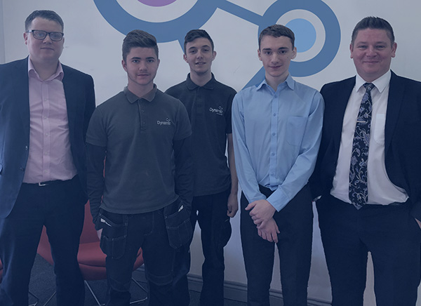 Dynamic reveals plans to extend apprenticeship scheme