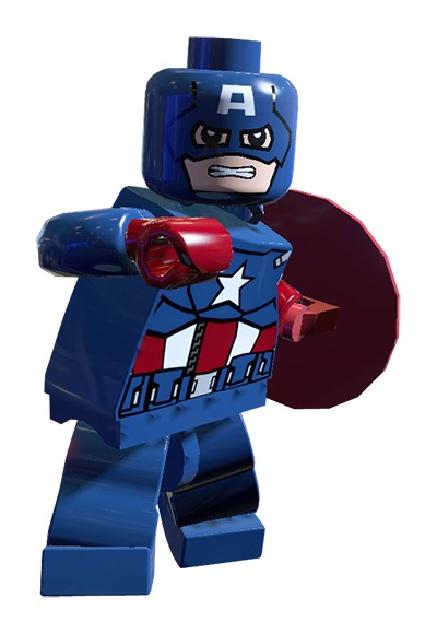 Captain American Helping You Do More - Office 365