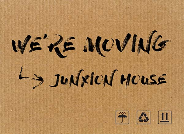 We're moving! Introducing our new office
